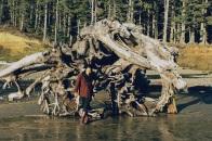 Oswald cove on the Oregon coast