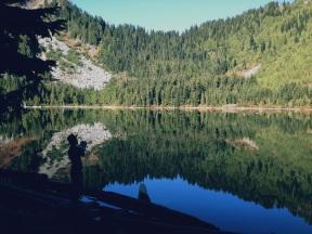K on Eagle Lake