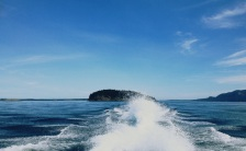 Cruising in the Strait of Juan de Fuca